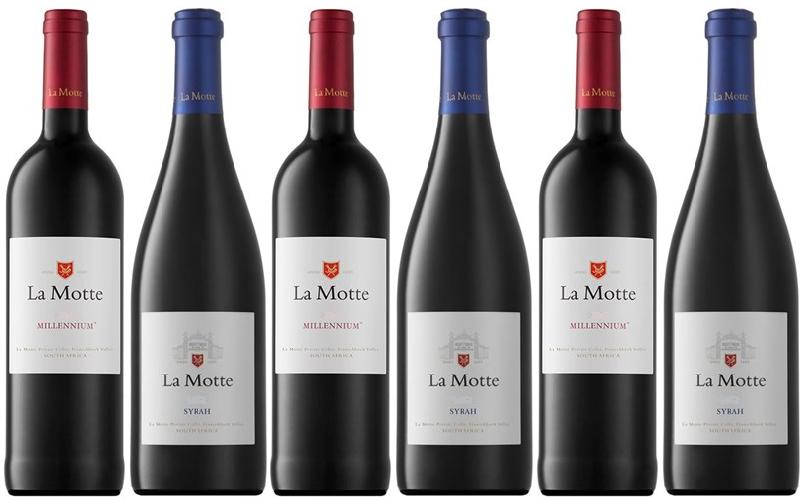 La Motte Mixed Case